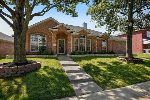 5609 Petunia Drive, Mckinney, TX 75070 (MLS #14434428) :: The Hornburg Real Estate Group