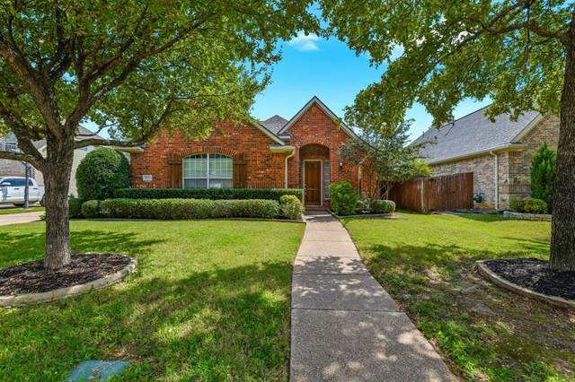 2914 Butterfield Stage Road, Highland Village, TX 75077 (MLS #14434469) :: Real Estate By Design
