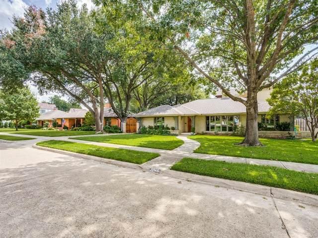 6922 Cornelia Lane, Dallas, TX 75214 (MLS #14434538) :: Potts Realty Group