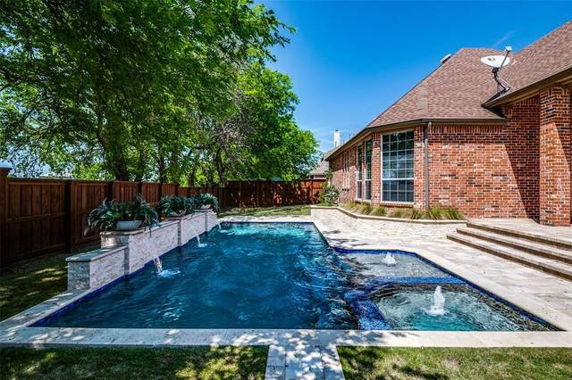 410 Willowview Drive, Prosper, TX 75078 (MLS #14434550) :: Real Estate By Design