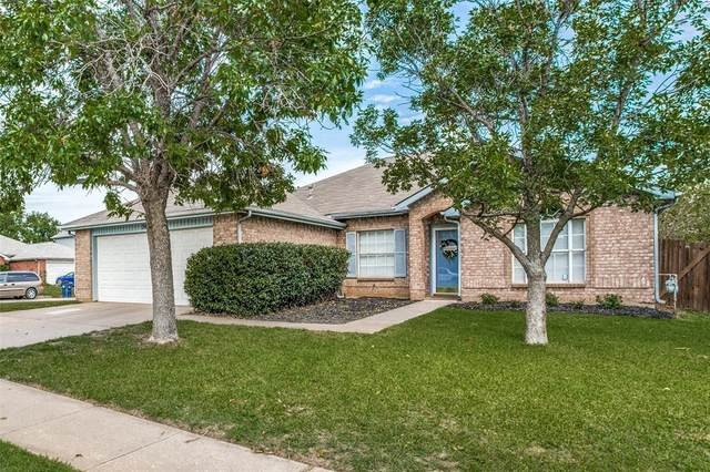 3620 Clearbrook Drive, Fort Worth, TX 76123 (MLS #14434563) :: Front Real Estate Co.