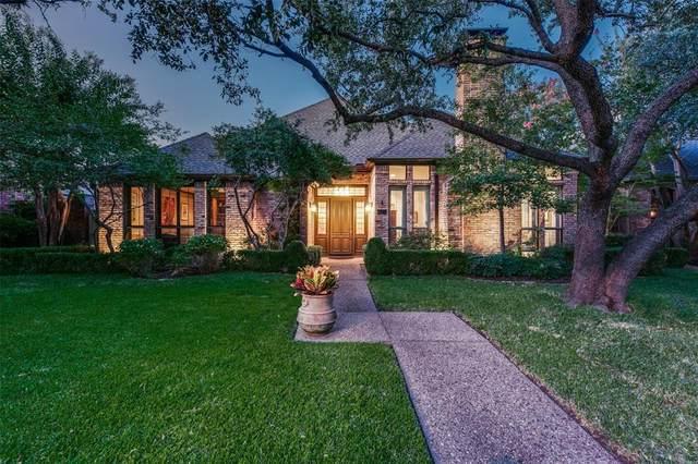7206 Lane Park Drive, Dallas, TX 75225 (MLS #14434566) :: Team Tiller