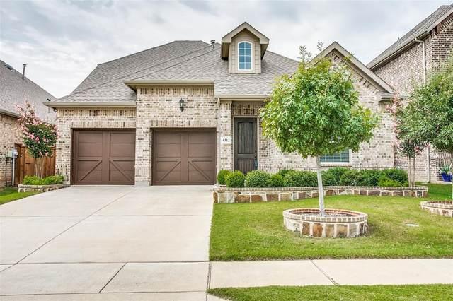 4312 Old Grove Way, Fort Worth, TX 76244 (MLS #14434582) :: Justin Bassett Realty