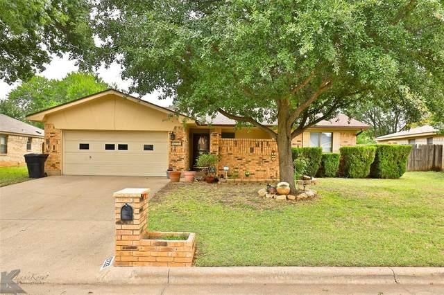 5233 Shady Glen Lane, Abilene, TX 79606 (MLS #14434592) :: RE/MAX Landmark