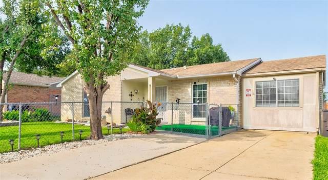 508 Elderwood Trail, Fort Worth, TX 76120 (MLS #14434625) :: The Mitchell Group