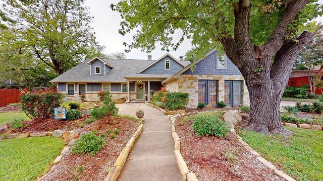 7048 Brooks Avenue, Richland Hills, TX 76118 (MLS #14434638) :: Frankie Arthur Real Estate