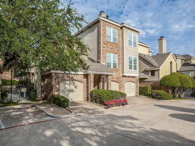 14400 Montfort Drive #1201, Dallas, TX 75254 (MLS #14434664) :: The Daniel Team