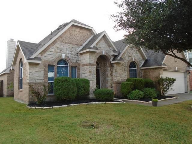 706 Escapade Court, Midlothian, TX 76065 (MLS #14434673) :: The Kimberly Davis Group