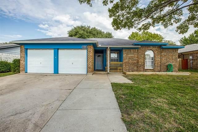1709 Bayou Drive, Arlington, TX 76018 (MLS #14434732) :: Trinity Premier Properties