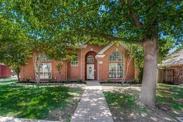 450 Sandy Knoll Drive, Coppell, TX 75019 (MLS #14434748) :: Real Estate By Design
