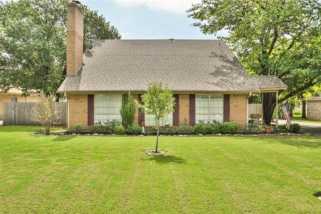 5701 Cortez Drive, Granbury, TX 76049 (MLS #14434760) :: The Mitchell Group