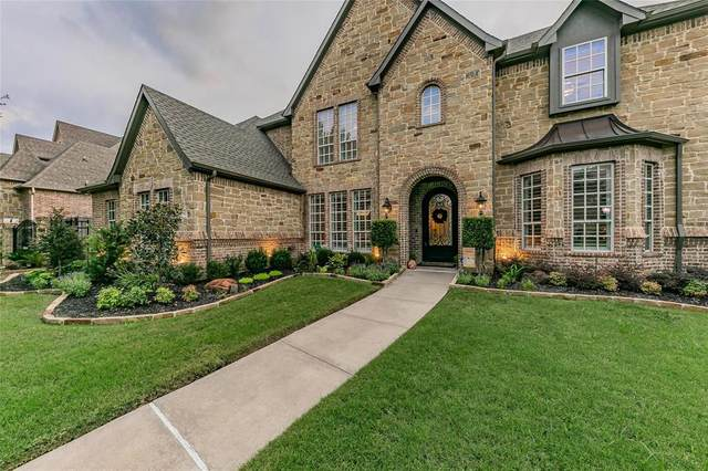 2012 Vail Road, Southlake, TX 76092 (MLS #14434763) :: The Mitchell Group