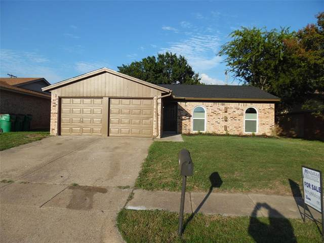 6329 Cascade Circle, Watauga, TX 76148 (MLS #14434797) :: Justin Bassett Realty