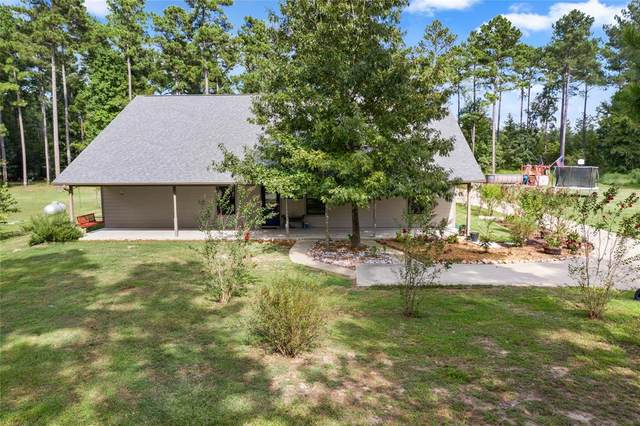 42 Cr 4690, Pittsburg, TX 75686 (MLS #14434827) :: The Kimberly Davis Group