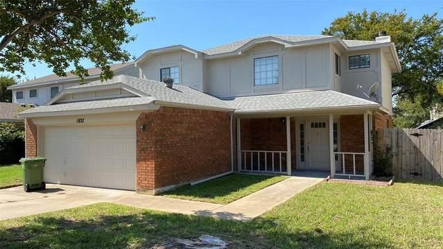 1827 Sonnet Drive, Grapevine, TX 76051 (MLS #14434833) :: The Daniel Team