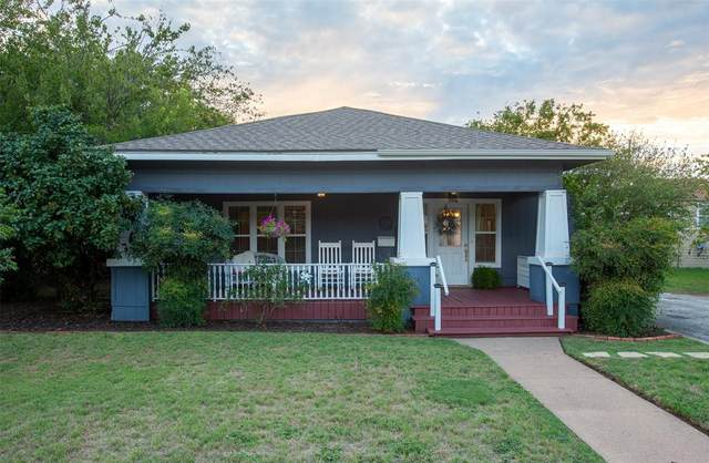 766 Peach Street, Abilene, TX 79602 (MLS #14434835) :: The Mitchell Group