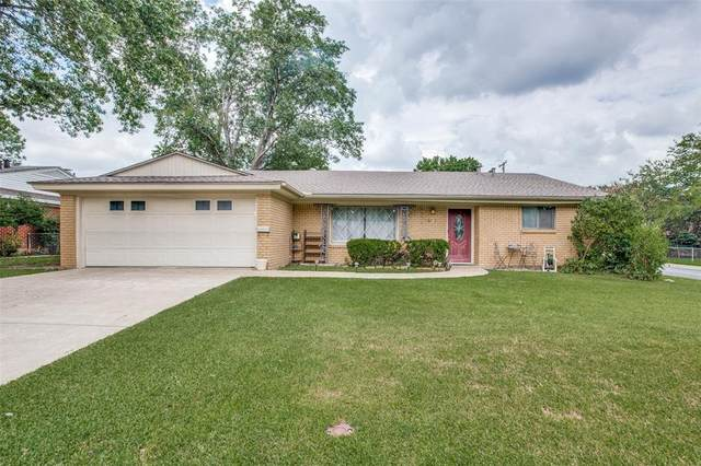 7000 Treehaven Road, Fort Worth, TX 76116 (MLS #14434839) :: Potts Realty Group