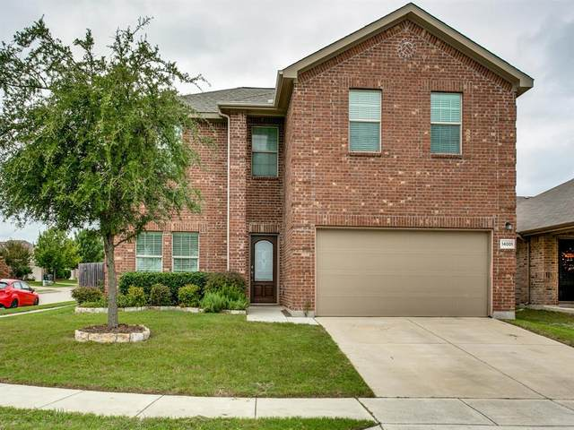 14001 San Christoval Pass, Fort Worth, TX 76052 (MLS #14434841) :: Front Real Estate Co.