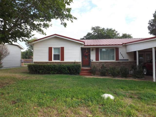 1017 NW 2nd Street, Hamlin, TX 79520 (MLS #14434863) :: The Heyl Group at Keller Williams
