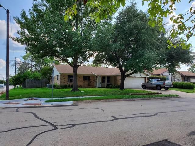 628 E Mustang Street, Crowley, TX 76036 (MLS #14434886) :: Keller Williams Realty