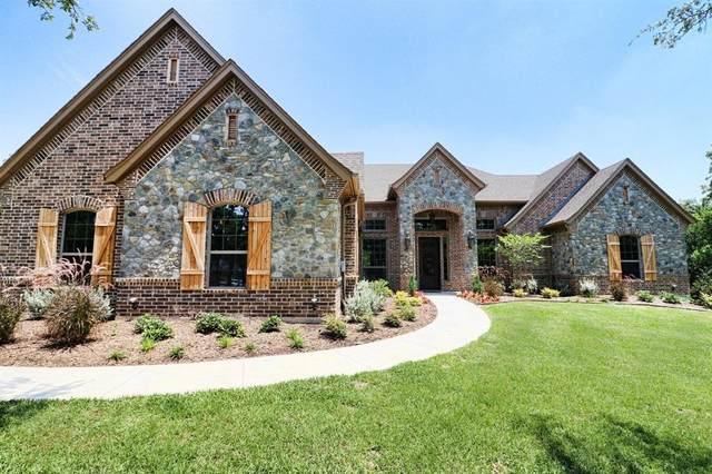 319 Fossil Ridge Road, Decatur, TX 76234 (MLS #14434897) :: Trinity Premier Properties