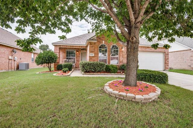 1932 Wild Horse Way, Fort Worth, TX 76247 (MLS #14434983) :: RE/MAX Landmark