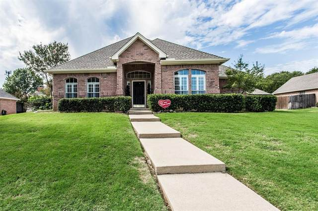 1126 Oak Valley Drive, Keller, TX 76248 (MLS #14434993) :: Justin Bassett Realty
