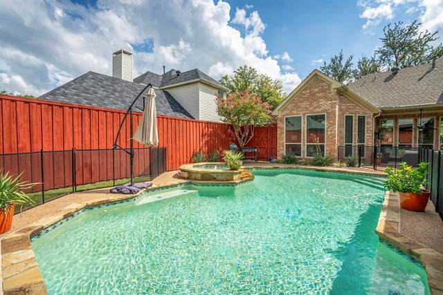 4541 Charlemagne Drive, Plano, TX 75093 (MLS #14435029) :: The Hornburg Real Estate Group