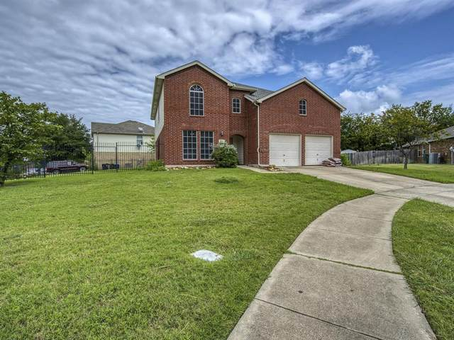 13766 Bandera Ranch Court, Fort Worth, TX 76262 (MLS #14435055) :: Justin Bassett Realty