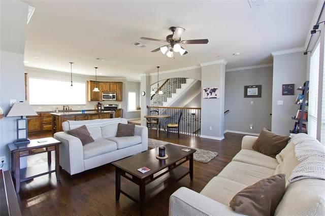 2700 Club Ridge Drive #1, Lewisville, TX 75067 (MLS #14435060) :: The Kimberly Davis Group