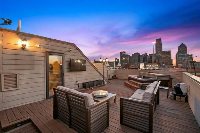 1016 Liberty Street #7, Dallas, TX 75204 (MLS #14435069) :: North Texas Team   RE/MAX Lifestyle Property