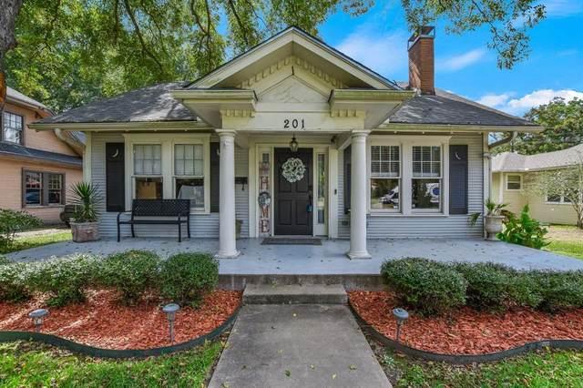 201 Pecan Street, Terrell, TX 75160 (MLS #14435139) :: EXIT Realty Elite