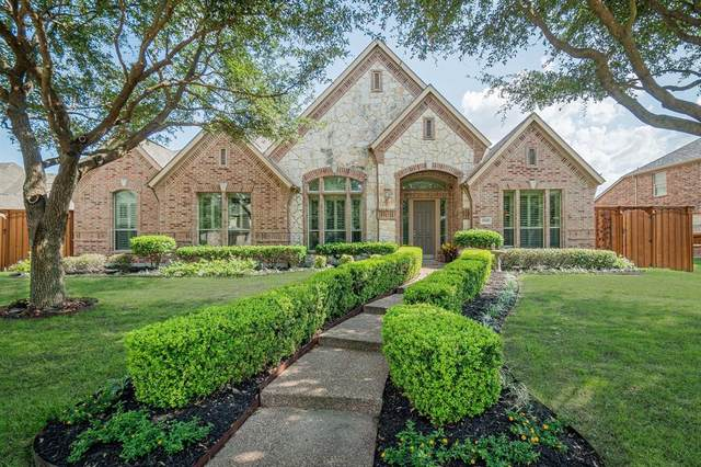 2140 Arches Park Court, Allen, TX 75013 (MLS #14435147) :: Robbins Real Estate Group