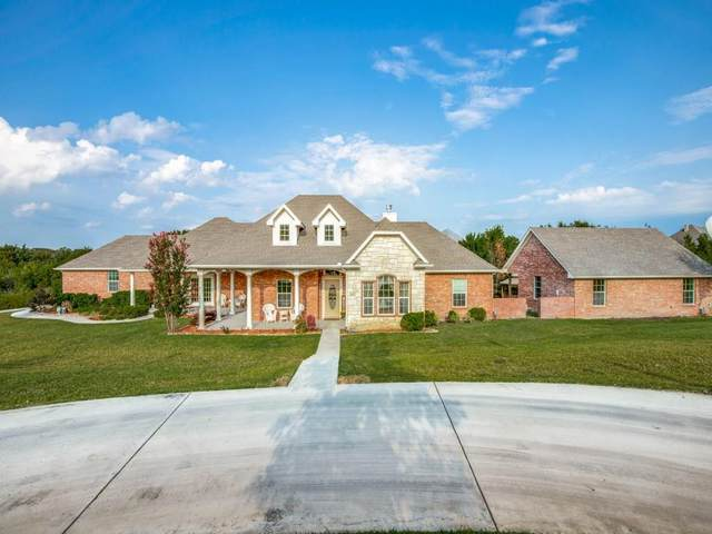 723 W Canyon Creek Lane, Weatherford, TX 76087 (MLS #14435171) :: The Kimberly Davis Group