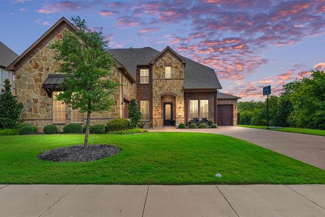 2742 Glory Lane, Trophy Club, TX 76262 (MLS #14435181) :: The Mitchell Group