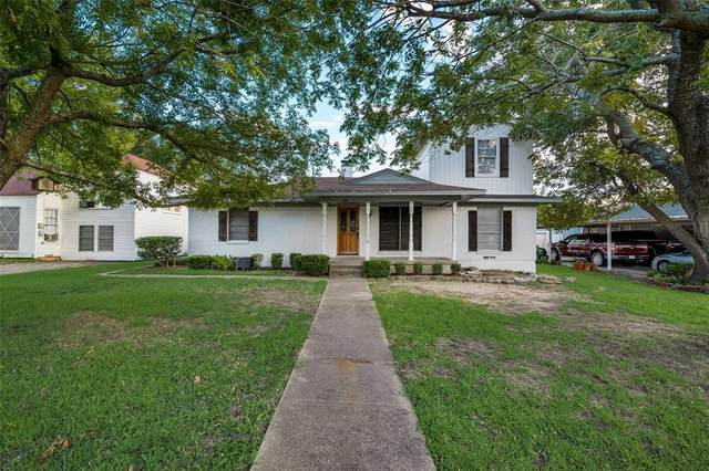 206 E 5th Street, Ferris, TX 75125 (MLS #14435187) :: All Cities USA Realty