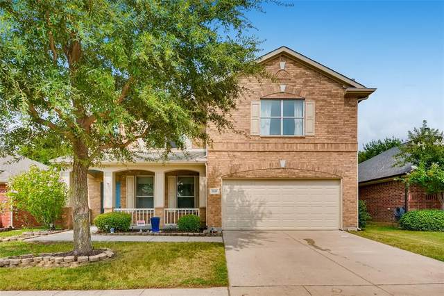 1729 Duck Cove Drive, Aubrey, TX 76227 (MLS #14435189) :: All Cities USA Realty