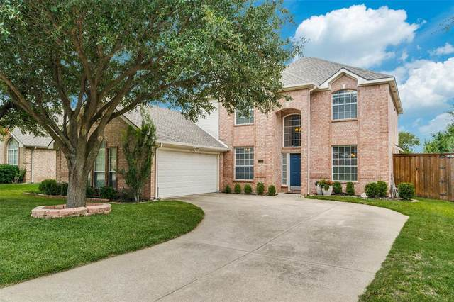 7706 Brookview Drive, Frisco, TX 75034 (MLS #14435199) :: Robbins Real Estate Group
