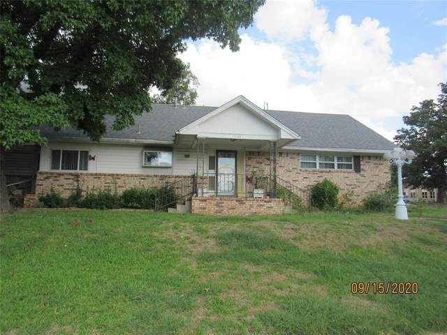 1131 W Morgan Street, Denison, TX 75020 (MLS #14435205) :: Keller Williams Realty