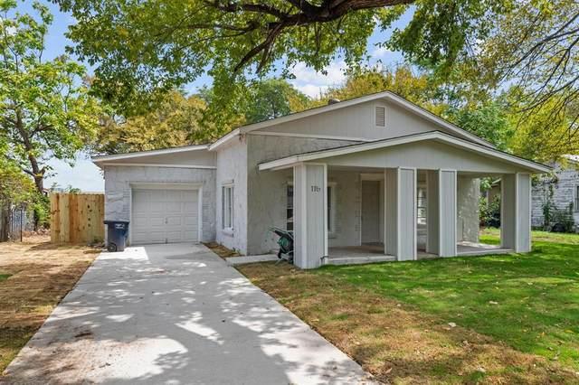 116 Priddy Lane, Fort Worth, TX 76114 (MLS #14435221) :: Team Tiller