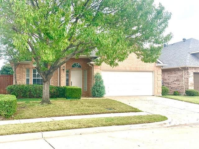 111 Bay Meadows Drive, Irving, TX 75063 (MLS #14435229) :: The Daniel Team