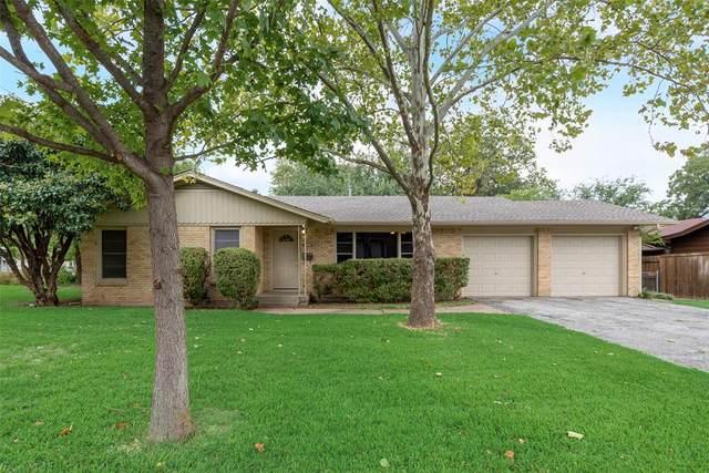 2903 Willow Park Street, Richland Hills, TX 76118 (MLS #14435233) :: Trinity Premier Properties