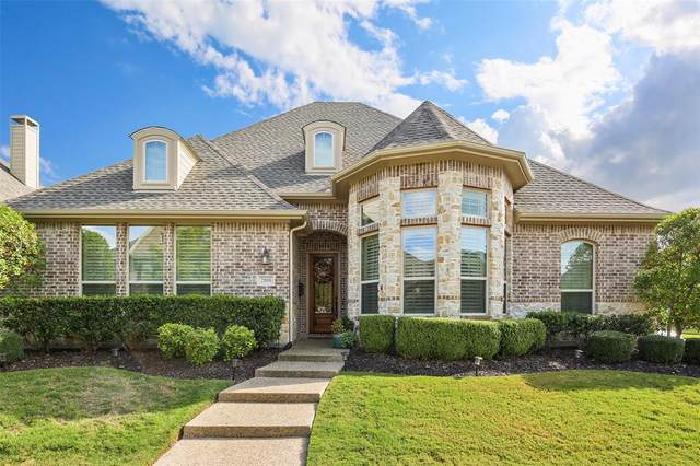 2000 Brandiles Drive, Lewisville, TX 75056 (MLS #14435256) :: The Mitchell Group