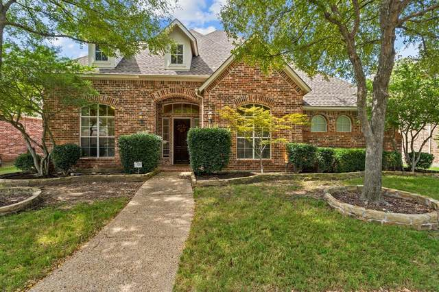 1109 Copperas Cove Court, Allen, TX 75013 (MLS #14435260) :: The Kimberly Davis Group