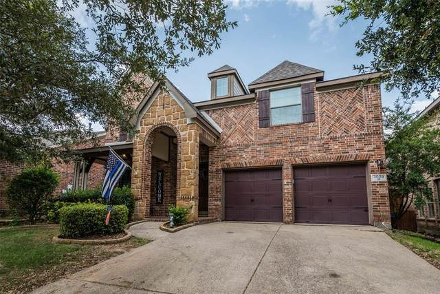 3009 Pinecrest Drive, Melissa, TX 75454 (MLS #14435277) :: The Good Home Team