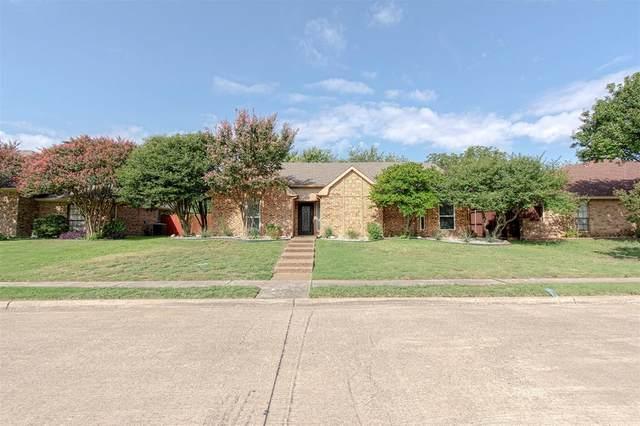 507 Sandy Creek Drive, Allen, TX 75002 (MLS #14435282) :: The Good Home Team