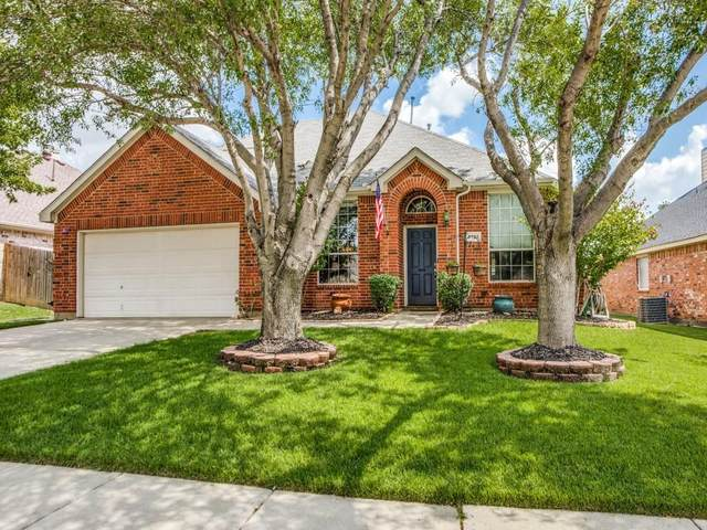 3105 Ottawa Lane, Denton, TX 76210 (MLS #14435292) :: Team Tiller