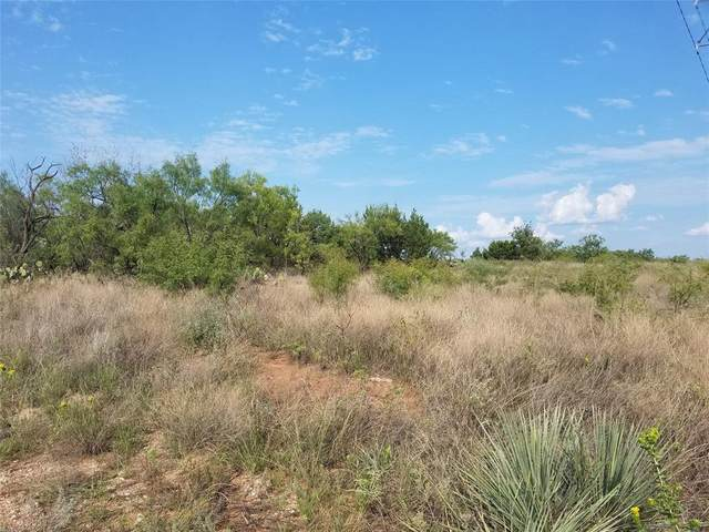CR 644 Cr 644, Merkel, TX 79536 (MLS #14435294) :: The Kimberly Davis Group