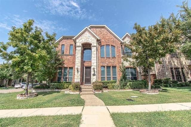 8607 Lohr Valley Road, Irving, TX 75063 (MLS #14435301) :: The Good Home Team
