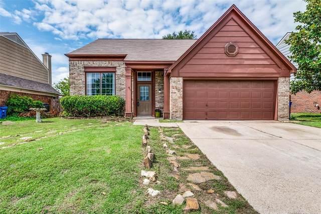 6921 Quail Meadow Drive, Watauga, TX 76148 (MLS #14435322) :: Justin Bassett Realty